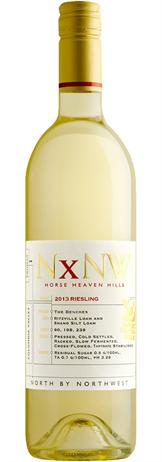 Nxnw - North By Northwest Riesling